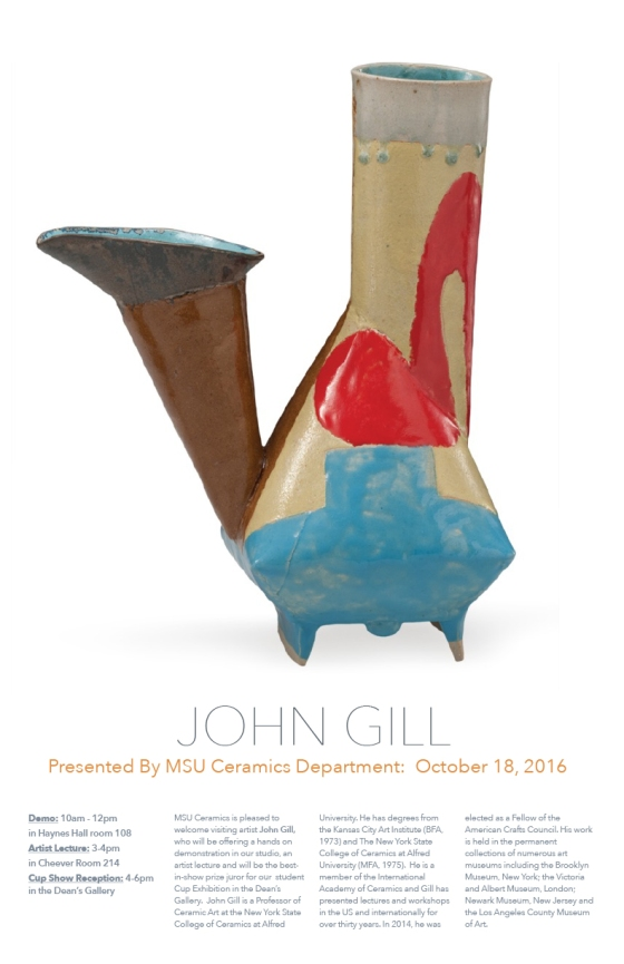 John Gill Poster 1