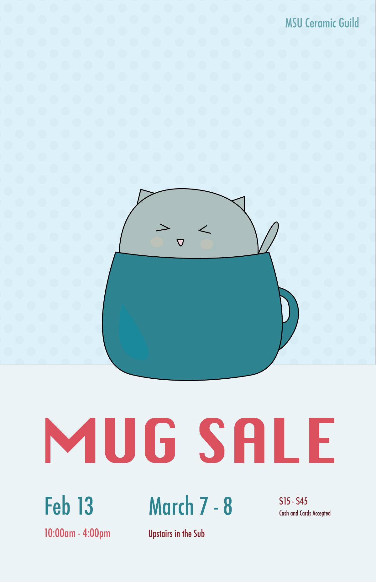 Student Mug Sale @SUB